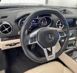 Mercedes SL63 AMG V8 Biturbo