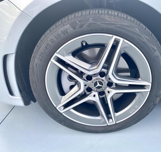 Mercedes EQ A250e AMG Line