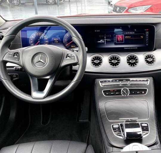 Mercedes E220 Cabrio