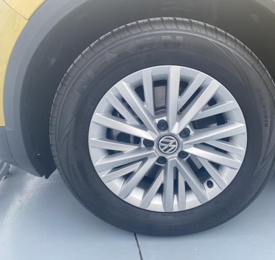 Volkswagen T-Roc Connect 1.0 TSI 115cv