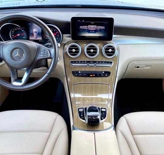 Mercedes GLC 250 4matic AMG